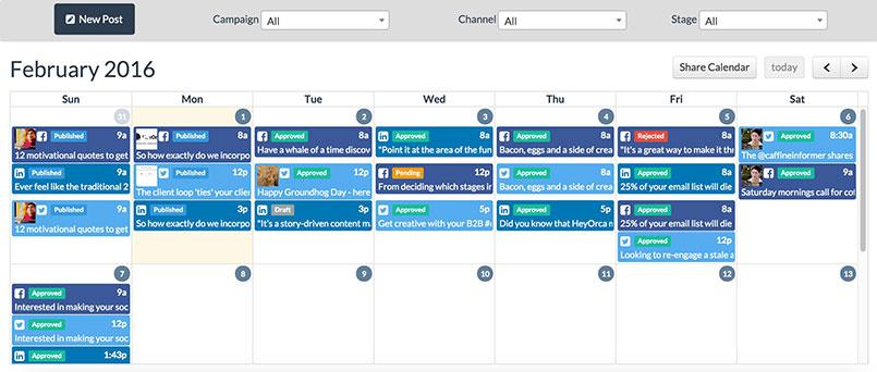 Social media planning calendar radiotodorock friedricerecipe Choice Image